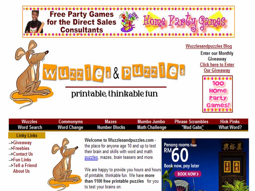http://www.wuzzlesandpuzzles.com/